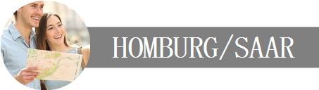 Deine Unternehmen, Dein Urlaub in Homburg Logo